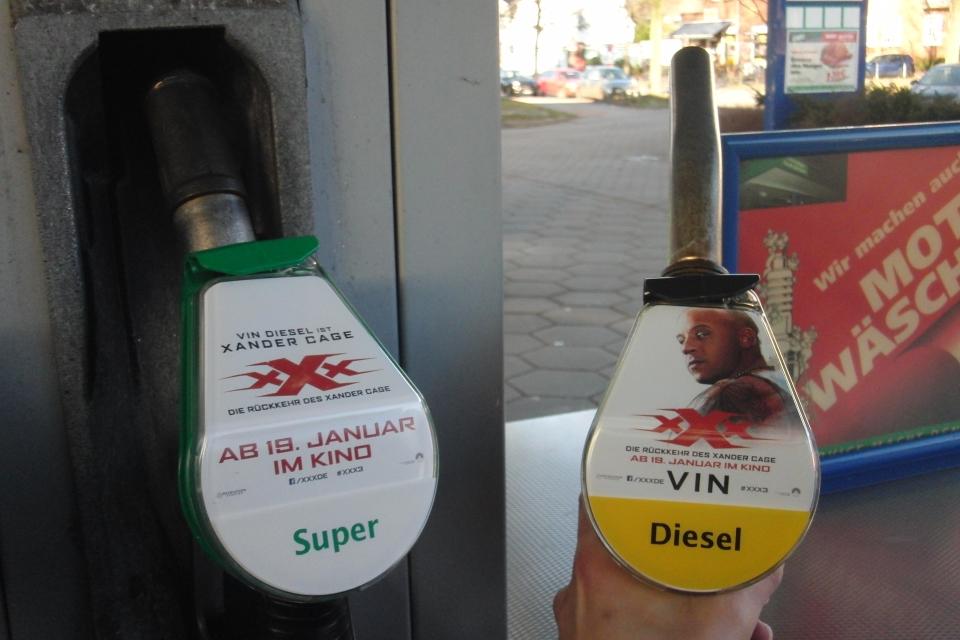 Tankstellen & Raststätten